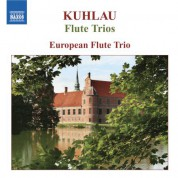 European Flute Trio: Kuhlau: Trios for 3 Flutes - CD