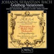 Dimitry Sitkovetsky, Gerard Causse, Mischa Maisky: Johann Sebastian Bach: Goldberg Variations - Plak
