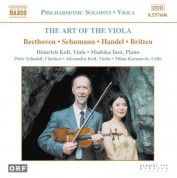 Viola (The Art Of The) - CD