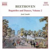 Beethoven: Bagatelles and Dances, Vol.  2 - CD