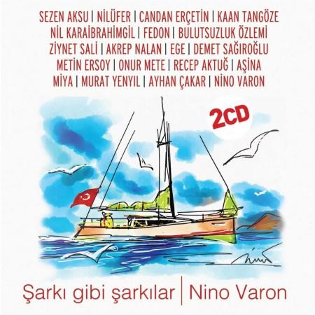 Çeşitli Sanatçılar: Nino Varon - Şarkı Gibi Şarkılar - CD