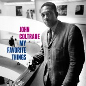 John Coltrane: My Favorite Things (Gatefold Packaging. Photographs By William Claxton) - Plak