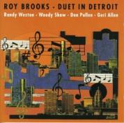 Roy Brooks: Duet In Detroit - CD