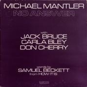 Michael Mantler: No Answer - Plak