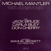 Michael Mantler: No Answer - Plak
