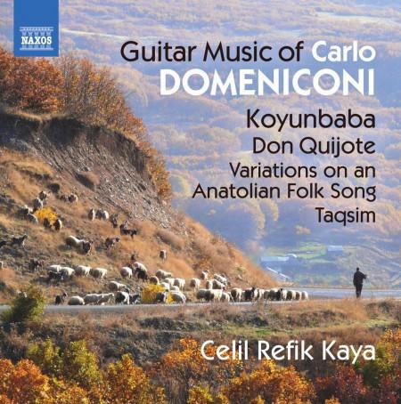Celil Refik Kaya: Guitar Music of Carlo Domeniconi - CD