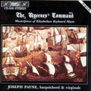 Joseph Payne: The Queenes Command - Masterpieces of Elizabethan Keyboard Music - CD