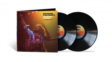 Bob Marley & The Wailers: Live At The Rainbow: 4th June 1977 - Plak