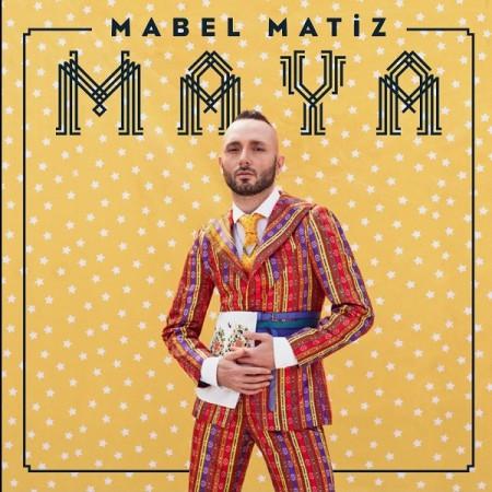 Mabel Matiz: Maya - CD