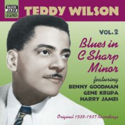 Wilson, Teddy: Blues in C-Sharp Minor (1935-1937) - CD