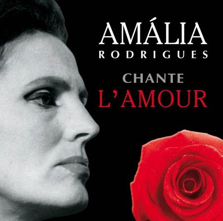 Amalia Rodriguez: Chante L'amour - CD