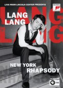 Lang Lang: New York Rhapsody/Live from Lincoln Center - DVD