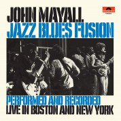 John Mayall: Jazz Blues Fusion - Plak