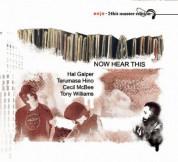 Hal Galper: Now Hear This - CD