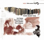 Hal Galper: Now Hear This - CD
