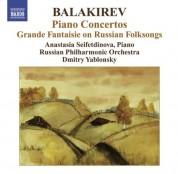 Anastasia Seifetdinova: Balakirev, M.: Piano Concertos Nos. 1 and 2 / Grande Fantaisie On Russian Folksongs - CD