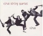 Virus String Quartet: Virus - CD