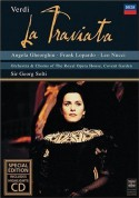 Angela Gheorghiu, Frank Lopardo, Leo Nucci, Orchestra & Chorus of the Royal Opera House, Covent Garden, Orchestra of the Royal Opera House, Covent Garden, Sir Georg Solti: Verdi: La Traviata - CD
