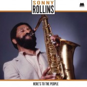 Sonny Rollins: Here's To The People - Plak