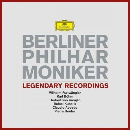 Berliner Philharmoniker: Legendary Recordings - Plak