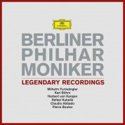 Berliner Philharmoniker: Legendary Recordings - Plak