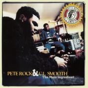 Pete Rock, C.L. Smooth: Main Ingredient - Plak