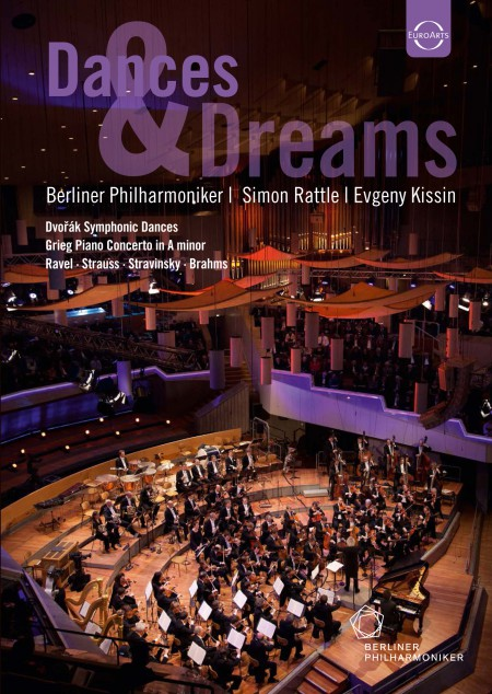 Evgeny Kissin, Berliner Philharmoniker, Sir Simon Rattle: Dances & Dreams - BPO Gala 2011 - DVD