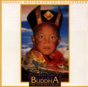 Çeşitli Sanatçılar: OST - Living Buddha - CD