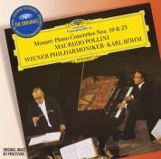 Karl Böhm, Maurizio Pollini, Wiener Philharmoniker: Mozart: Piano Concertos 19 + 23 - CD
