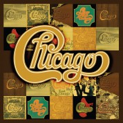 Chicago: Studio Albums 1969-1978 - CD