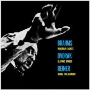 Wiener Philharmoniker, Fritz Reiner: Brahms: Hungarian Dances / Dvorák: Slavonic Dances - Plak