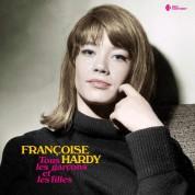 Françcoise Hardy: Tous Les Garçons Et Les Filles + 4 Bonus Tracks! - Plak
