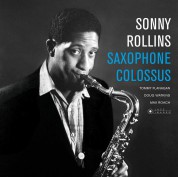 Sonny Rollins: Saxophone Colossus + 5 Bonus Tracks! (Photographs by William Claxton) - CD