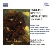 English String Miniatures, Vol. 2 - CD