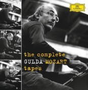 Friedrich Gulda - The Complete Gulda Mozart Tapes - CD