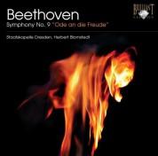 "Staatskapelle Dresden, Herbert Blomstedt: Beethoven: Symphony No. 9 ""Ode an die Freude"" - CD"