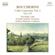 Tim Hugh: Boccherini: Cello Concertos Nos. 5-8 - CD