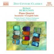 Dubugnon: Piano Quartet / Incantatio / Frenglish Suite - CD