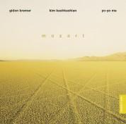 Gidon Kremer, Yo-Yo Ma, Kim Kashkashian: Mozart: Adagio & Fugue & Divertimento - CD