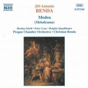 Benda, J.A.: Medea - CD