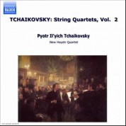 Tchaikovsky: String Quartets, Vol.  2 - CD
