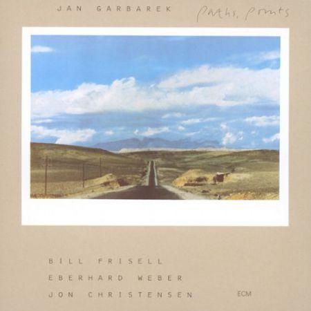Jan Garbarek, Bill Frisell, Eberhard Weber, Jon Christensen: Paths, Prints - CD