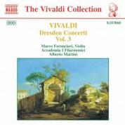 Marco Fornaciari: Vivaldi: Dresden Concertos, Vol.  3 - CD