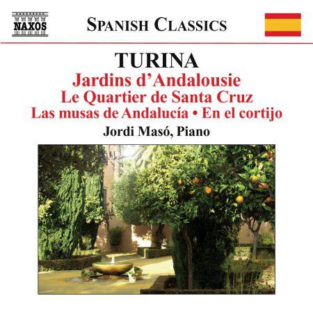Jordi Masó: Turina: Piano Music, Vol. 8 - CD