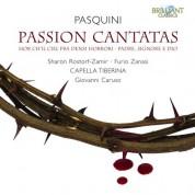 Sharon Rostorf-Zamir, Furio Zanasi, Capella Tiberina, Giovanni Caruso: Pasquini: Passion Cantatas - CD