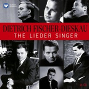 Dietrich Fischer-Dieskau - The Lieder Singer/ The Great EMI Recordings - CD