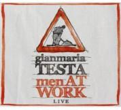 Gianmaria Testa: Men At Work - CD