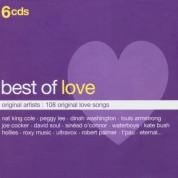 Çeşitli Sanatçılar: Best Of Love - CD