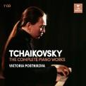 Viktoria Postnikova: Tchaikovsky: The Complete Piano Works - CD