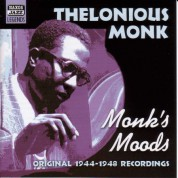 Thelonious Monk: Monk, Thelonious: Monk's Moods (1944-1948) - CD